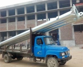 热镀锌构件运输